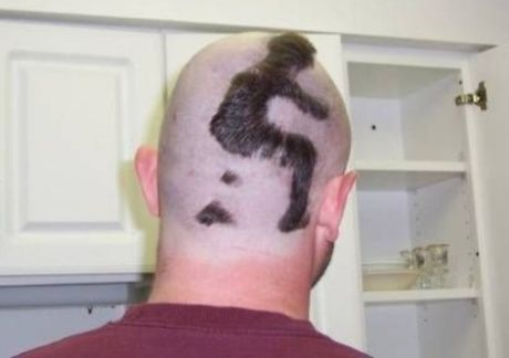 Stupid Haircut Orkut scraps Stupid scraps and graphics Stupid Haircut scrapbook animations and orkut codes