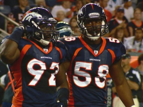 This week the Broncos stampede East to take on the Ravens