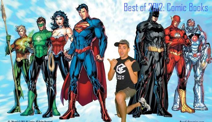 Joshua Top 10 Comics pic (1)