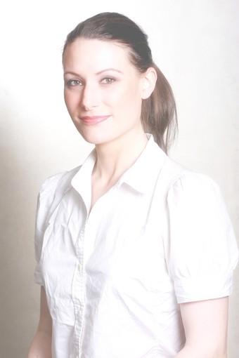 Author Rachel Marsden