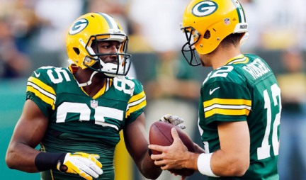 Jennings and Rodgers will try and hammer out another postseason win