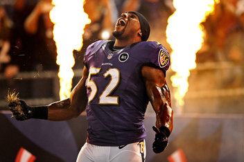 The Ravens will be fired up for Sunday's game
