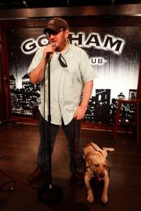 Comedian Brian Fischler