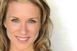 Comedian Lauren Weedman