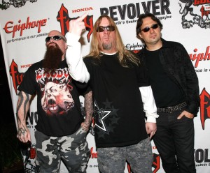 Hanneman leading the way at a Revolver gathering