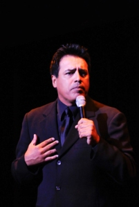Comedian Willie Barcena