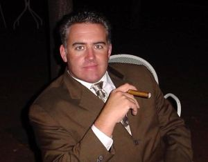 And this guy gets 5% of that.  Your soul is in that cigar...