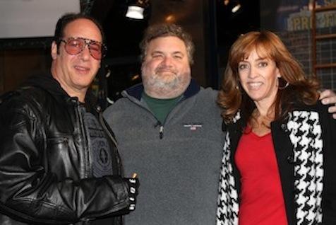 Eleanor, Dice, and Artie Lange