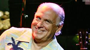 The always available and hardly elusive Jimmy Buffett