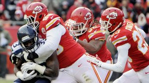 NFL: Seattle Seahawks at Kansas City Chiefs