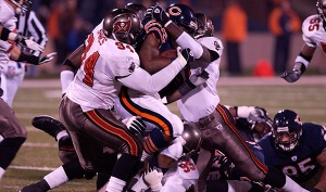 IL: Tampa Bay Buccaneers v Chicago Bears