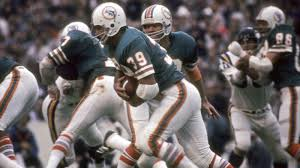 Fortunately for the Vikings, Larry Csonka will not start for the Dolphins in Sunday's game against Minnesota