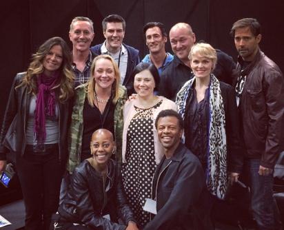 Cast Reunion November 2014