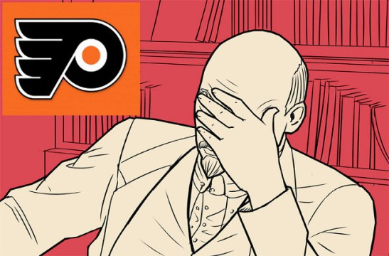 tales of depression philadelphia flyers