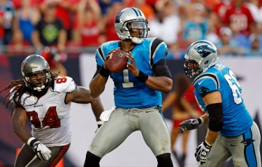 Cam+Newton+Carolina+Panthers+v+Tampa+Bay+Buccaneers+vNgzFqOG5yPx