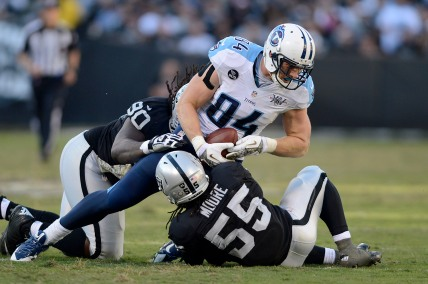Tennessee Titans vs. Oakland Raiders