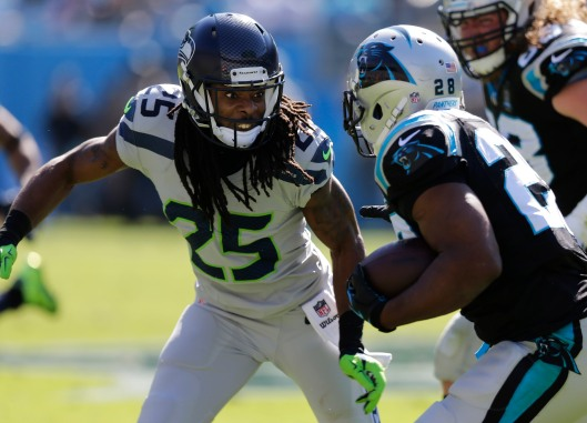 Richard Sherman ,Jonathan Stewart